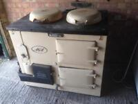 Classic authentic special edition Aga cooker