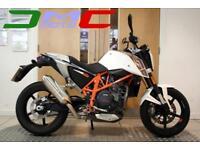 2012 KTM 690 Duke White 4,456 Miles
