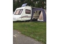 2005 Swift Charisma 5 berth £5650.