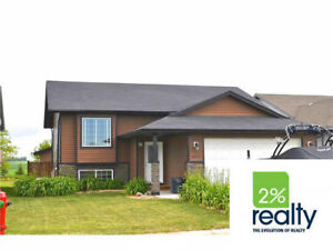 5 Bdrms With 2 Garages - Listed By 2% Realty