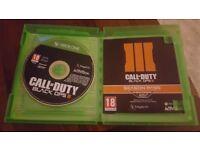 Call of Duty Black Ops III Xbox One Game