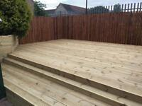 GD joinery fencing and decking 🔨
