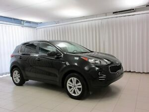 "2017 Kia Sportage AWD SUV w/ HEATED SEATS, BACKUP CAM, 17"""" ALLO"