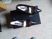 Ladies black shoes ,never been worn ,bought from next, smoke free home.