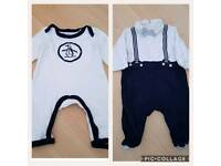 0-3m baby boys clothes