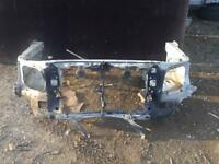 Toyota Hilux pickup 2009, front support panel