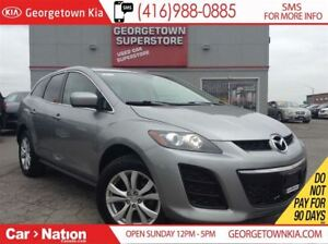 2011 Mazda CX-7 GS ALLOY WHEELS   AWD   NEW TIRES  