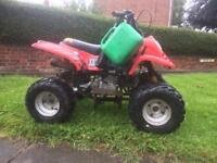 STOMP 120cc QUAD