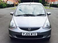 HONDA JAZZ SE1. PETROL 5 DOOR HATCHBACK