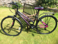 Brand New Ladies Hybrid Bicycle