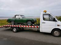 Jks Car transportation and recovery towing service car delivery transport breakdown