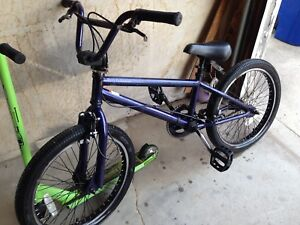 Beginning bmx and scooter for sale
