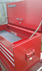 "26"" snap on tool box (topper)"