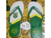 Havaiana sandals Rio olympic games