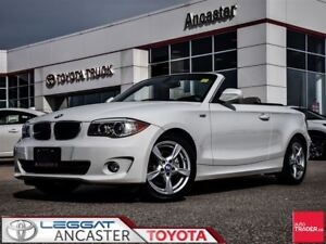 2012 BMW 1 Series 128i  ONLY 17917 KMS!!!!