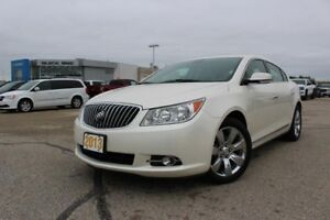 2013 Buick LaCrosse Luxury *LOADED AND GORGEOUS*