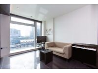 Great studio suite 12th floor Pan Peninsula E14 - Canary Wharf South Quay - Gym Conciergie Pool - JS