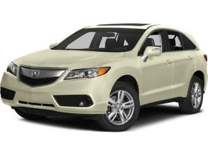 2015 Acura RDX - Just in! Luxury Package - Like new!