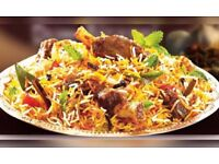 KARACHI TIFFIN SERVICES 100% ( HMC ) HALAL FOOD