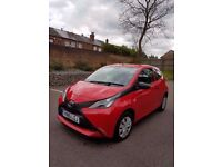 Toyota Aygo 2015 1 Owner, Low Mileage, Low Insurance, £0 Tax