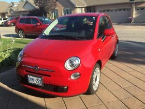 2015 Fiat 500 POP Hatchback - Low Mileage