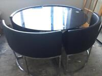 Coffee round table dining table luxury table