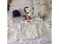 Cricket Gear