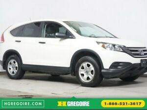 2013 Honda CR-V LX Sieges Chauffants Bluetooth
