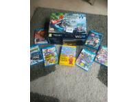 Nintendo Wii U Premium Pack Bundle