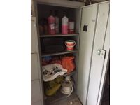 Various cabinets for sale, ideal for the garage (almost free)