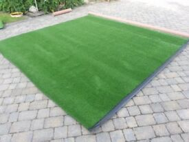 Roll of Artificial Turf / Grass 3.3m x 3.1m - ONLY £6.66 PER SQ.M