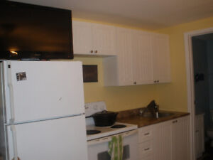 Wolfville - For Rent - 1 Bedroom apartment - August 1st