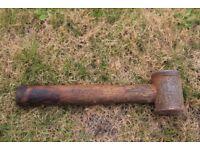 THOR Vintage Copper Hammer