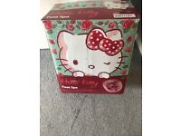 Hello kitty foot spa used twice