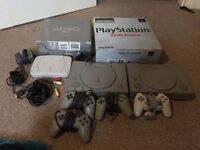 PlayStation One 1 Bundle Consoles Boxed