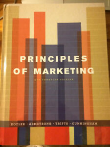 Principles of Marketing 9th edition