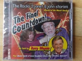 THE RADIO 2 JANET & JOHN STORIES TOLD BY SIR TERRY 3 FOR ONLY £17