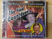 THE RADIO 2 JANET & JOHN STORIES TOLD BY SIR TERRY WOGAN 3 FOR ONLY £13
