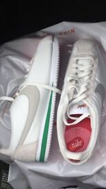 Nike Cortez white size 9.5 UK 10 US
