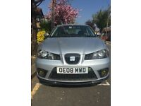 SEAT Ibiza 1.9 TDI FR Edition 3dr MOT AND TAX till 2018