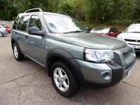 Land Rover Freelander 2.0 TD4 SE S WAGON (11 MONTH MOT )