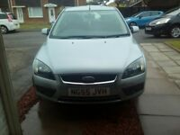 Ford Focus 55 plate 1.6 for sale £1200