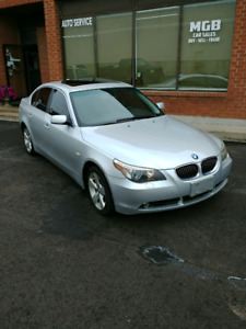 2007 BMW 525XI // Excellent Car // ASKING $6999