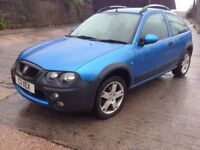 2004 Rover Streetwise 1.9 Diesel SE private plate included Px welcome