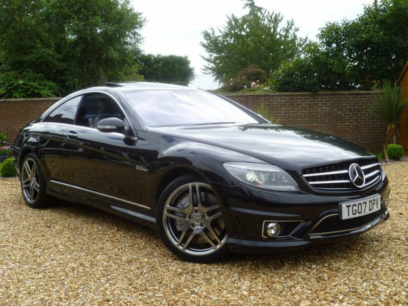 2007 mercedes benz cl 63 amg 6 2 cl63 7g tronic amg coupe for Mercedes benz night vision