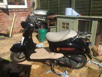Direct bikes 50 cc moped