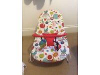 Mamas & Papas baby bouncing chair