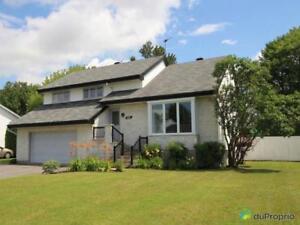 285 000$ - Maison à paliers multiples à vendre à ND-Des-Prair