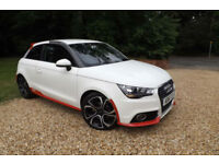 2011 61 Audi A1 1.4 TFSI Competition Line 122 BHP 6 SPEED 47K FSH CHEAP TAX BAND