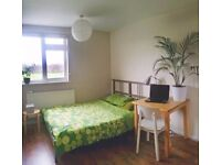 Spacious, furnished double room